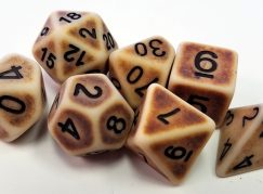 Parchment / Old Look Dice